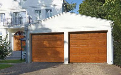 Hormann sectional garage doors 1