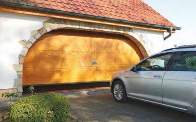 Hormann sectional garage doors 2