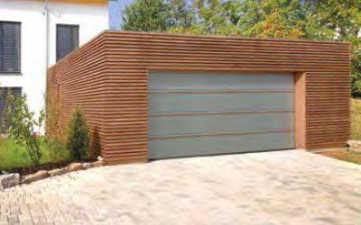 Hormann sectional garage doors 4
