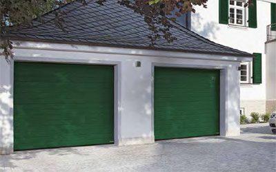 Hormann sectional garage doors 5