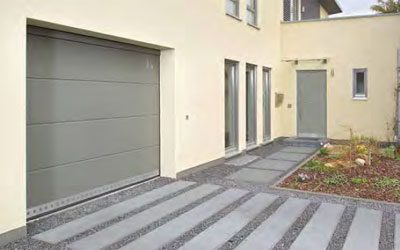 Hormann sectional garage doors 6