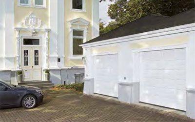 Hormann sectional garage doors 8